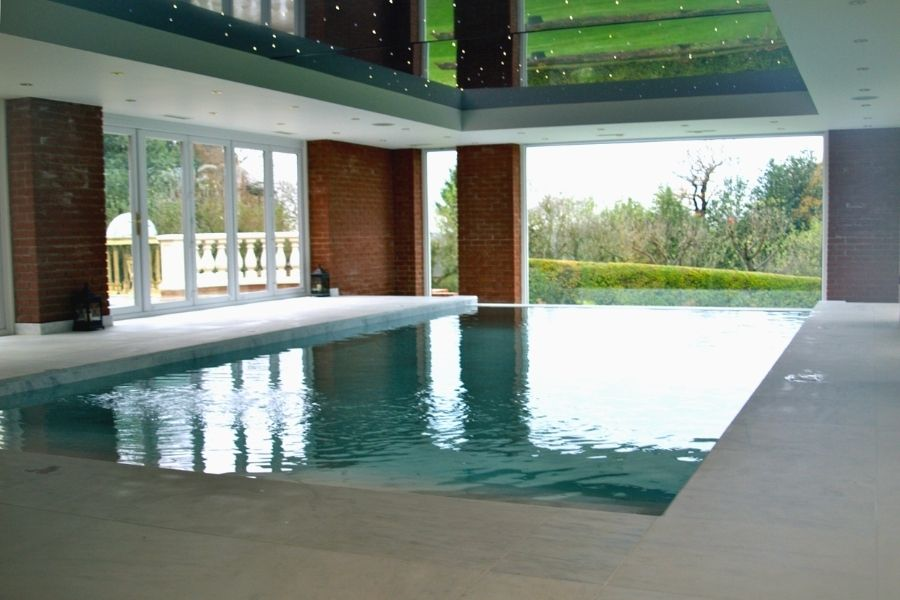 Home Infinity Swimming Pool