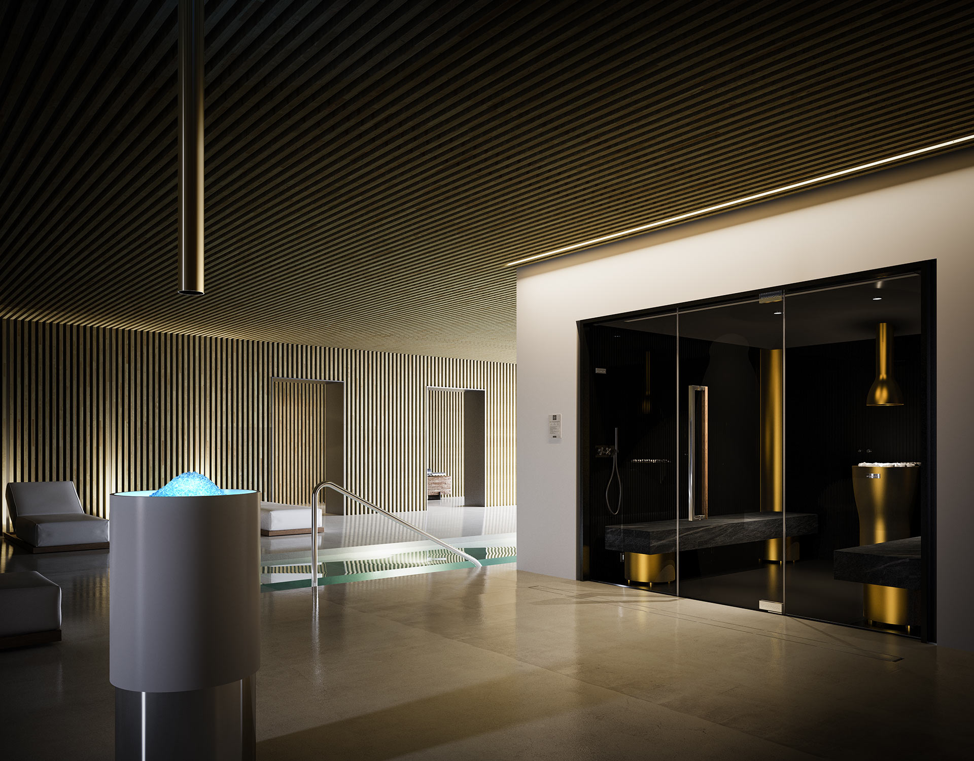 Glamour Mediterranean Pro - Guide to your luxury wellness spa