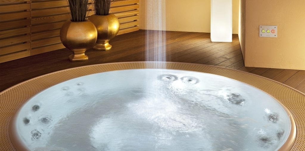 Wellness: Spa Pools As Part Of The Relaxation Experience Starpool UK & IRE