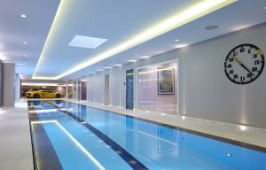 Luxury Swimming Pool - Indoor Swimming Pool Cost