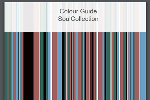 Colour Guide from Soul Collection