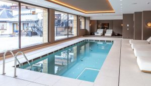 Luxury Swimming Pool - Starpool Design & Build
