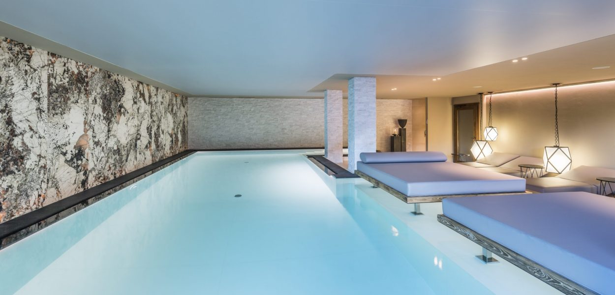 Swimming Pool Types - Basement Swimming Pool - Build a Luxury Indoor Pool